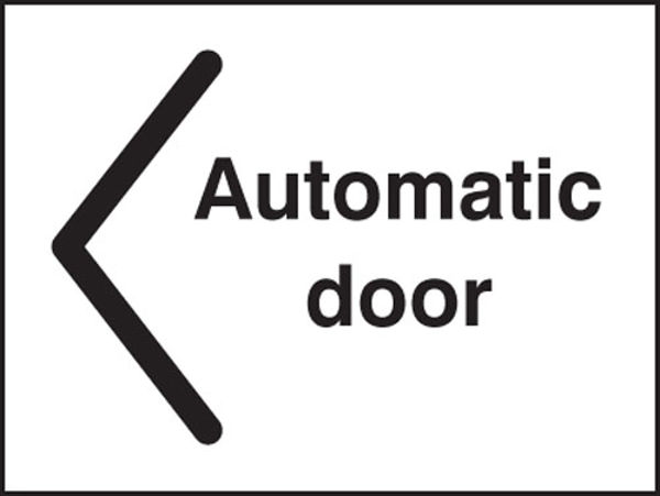 Picture of Automatic door <