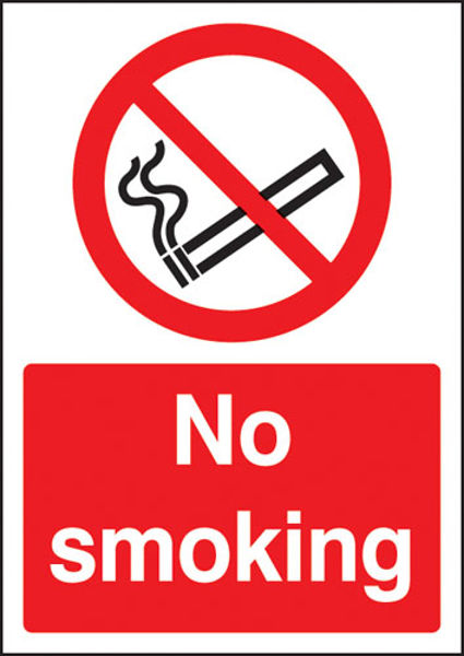 Picture of No smoking - A4 rp