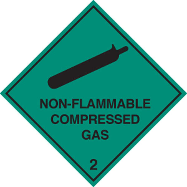 Picture of Non-flammable compressed gas 2