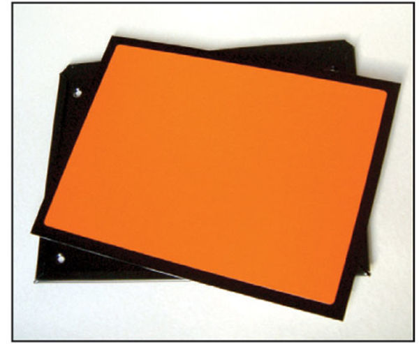 Picture of Placard holder 700 x 400mm