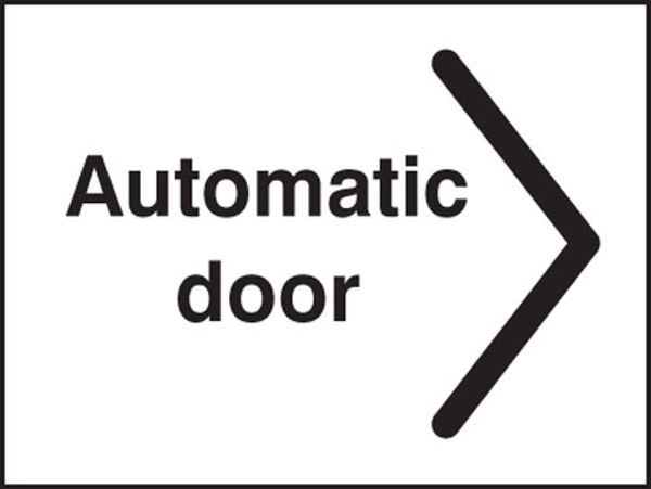 Picture of Automatic door >
