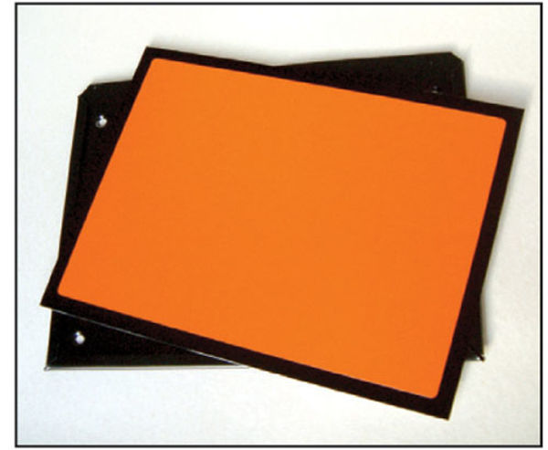 Picture of Placard holder 400 x 300mm