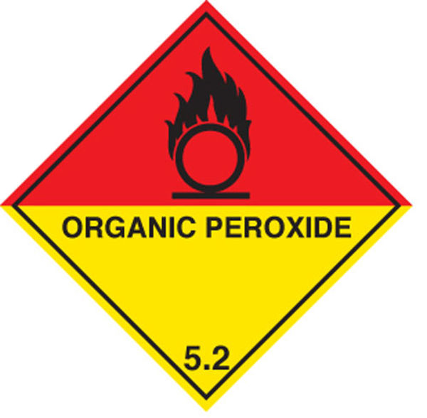 Picture of Organic peroxide diamond