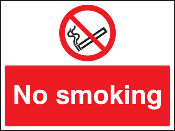 Picture of No smoking
