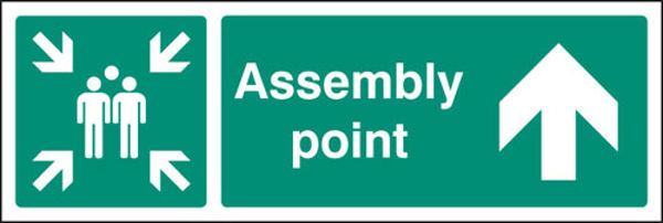 Picture of Assembly point straight on
