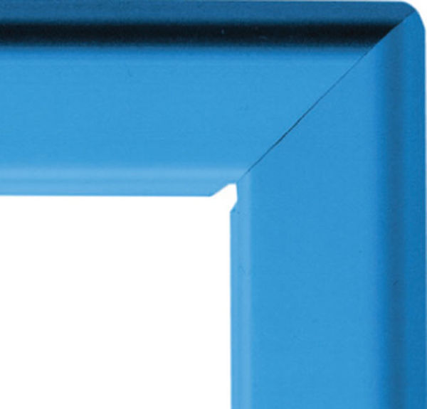 Picture of A2 25mm snap frame - dark blue