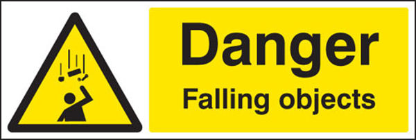 Picture of Danger falling objects