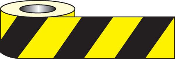 Picture of Anti slip tape - black-yellow hazard 18mx50mm