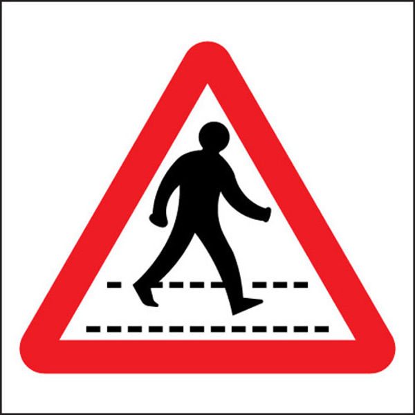 Picture of Pedestrian crossing