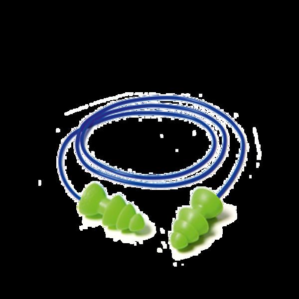 Picture of Moldex Comets cored earplugs (1pr)