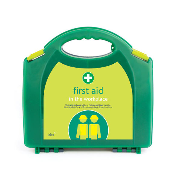 Picture of Large First Aid Kit 1-50
