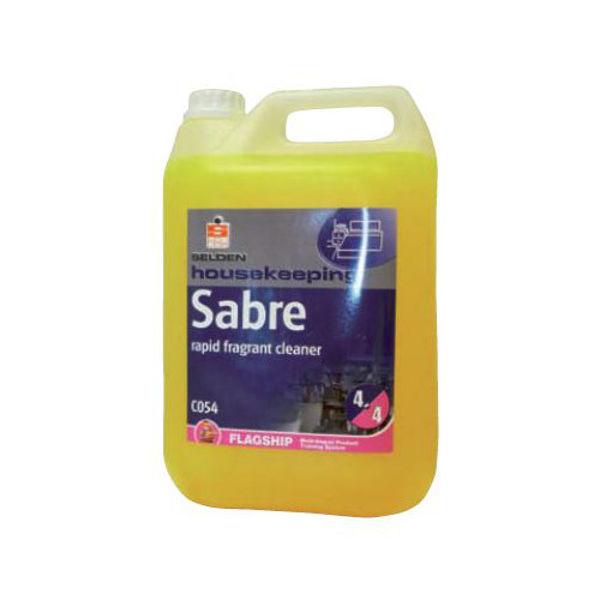 Picture of Sabre Rapid Fragrant Cleaner 5Ltr