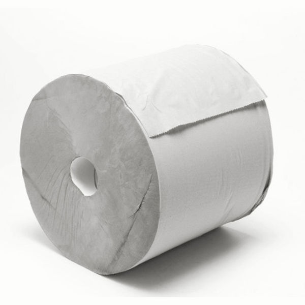 Picture of 2 ply wiper roll 1000sh width 30cm 370mtr White