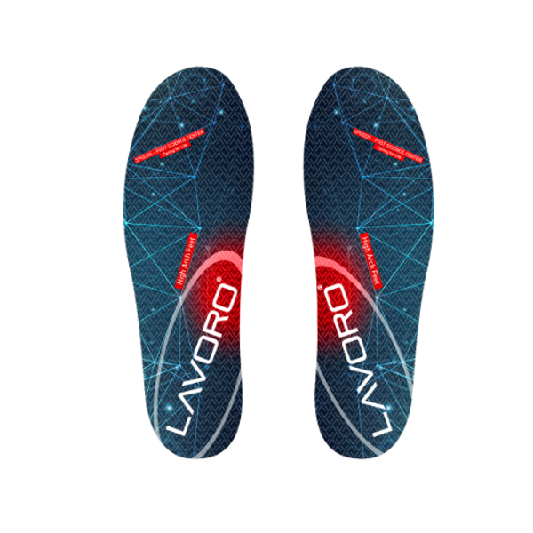 Picture of Spodos High Arch Support Insoles