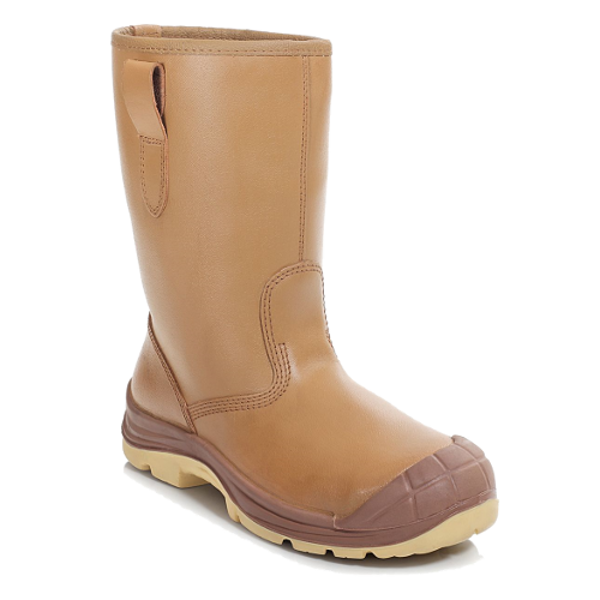 Picture of Lined Rigger Boots S3 SRC
