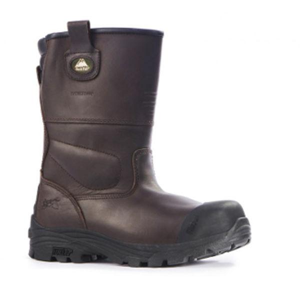 Picture of Texas Rigger Boots S3 HI CI WE HRO SRC