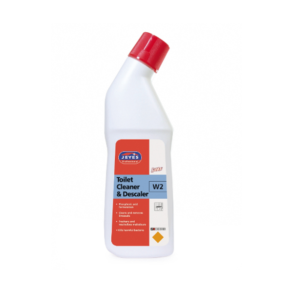 Picture of W2 Sanilav Toilet Cleaner & Descaler 750ml