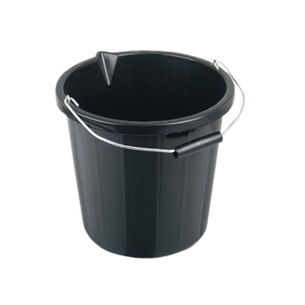 Picture of Plastic Builders Bucket 15Ltr