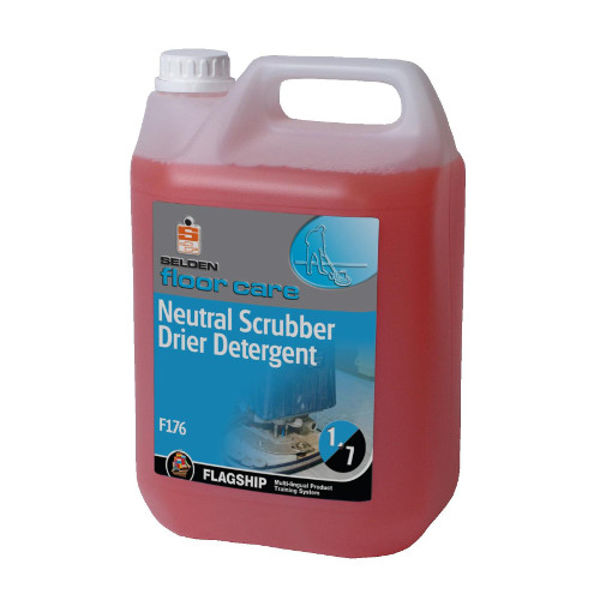 Picture of Neutral scrubber drier detergent 5Ltr