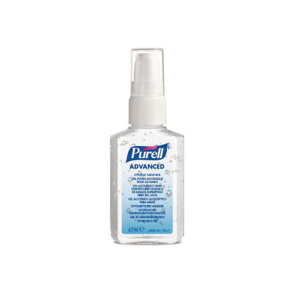 Picture of GoJo Purell Sanitiser  personal issue Size 60ml