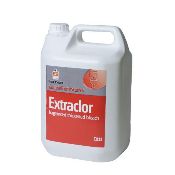 Picture of Extraclor Thick Bleach 5Ltr