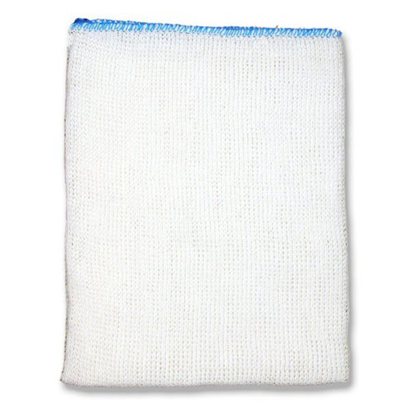 "Picture of Dishcloth 40 X 30mm (20""x16"") White pack of 10"