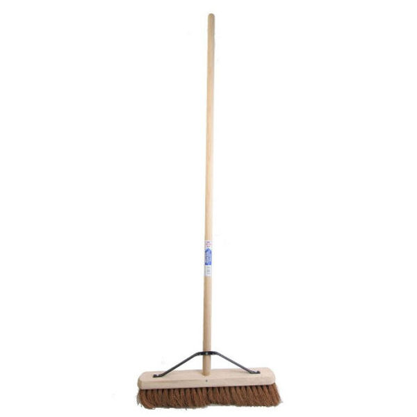 "Picture of Coco 18"" Broom complete with stay"