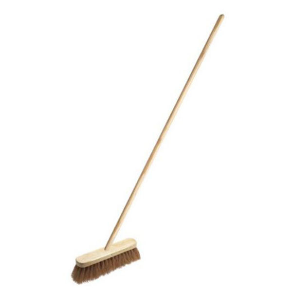 "Picture of Coco 12"" Broom complete"