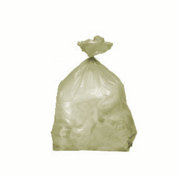 Picture of Clear refuse sacks 18x29x39 Clear