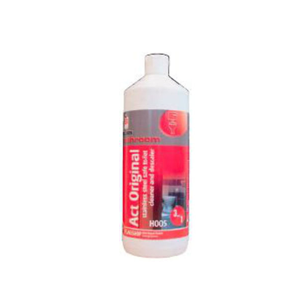 Picture of Act Original Toilet Cleaner Descaler 1Ltr