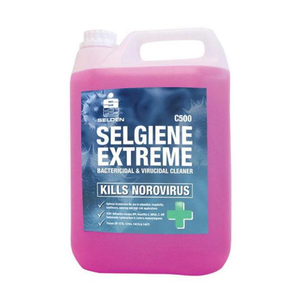 Picture of Selgiene Extreme cleaner sanitizer 5Ltr