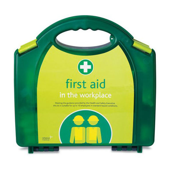 Picture of Standard First Aid Kit 1-10