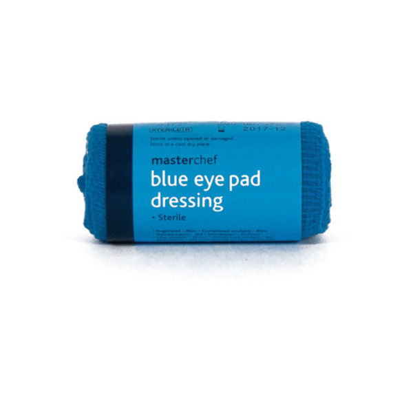Picture of Blue Eyepad Dressing