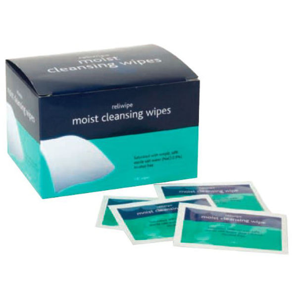 Picture of Sterile Wound Cleansing Wipes (x100)