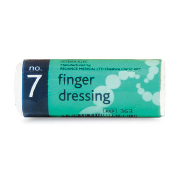 Picture of No 7 Dressing small Size S