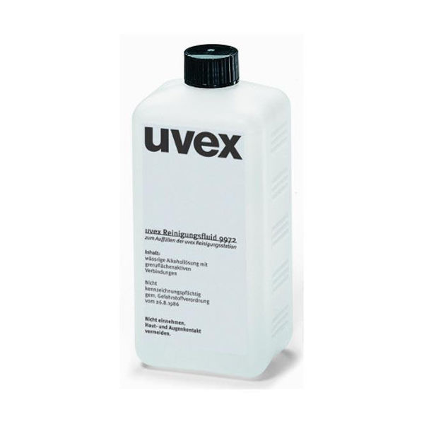 Picture of Lens cleaning fluid 0.5L for Uvex Dispenser