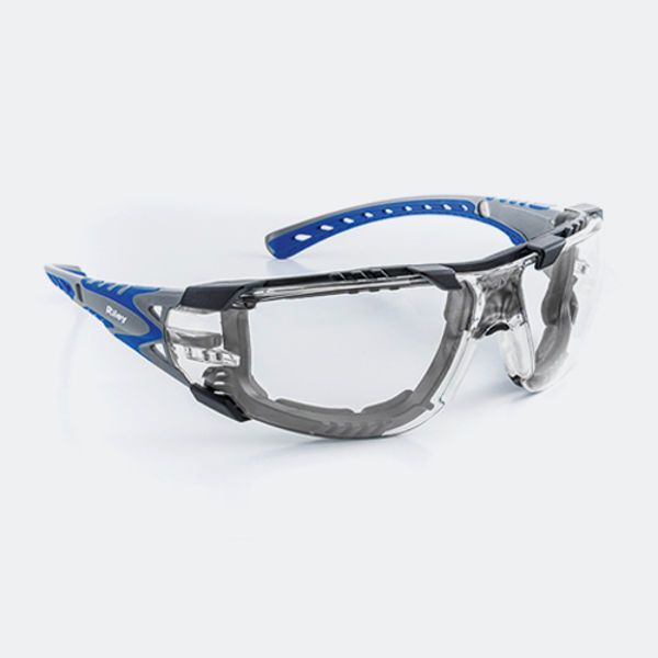 Picture of Riley Stream Evo Small Clear Safety Glasses