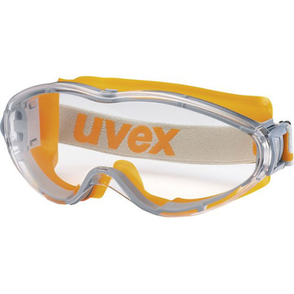 Picture of Uvex Ultrasonic Safety Goggles Orange