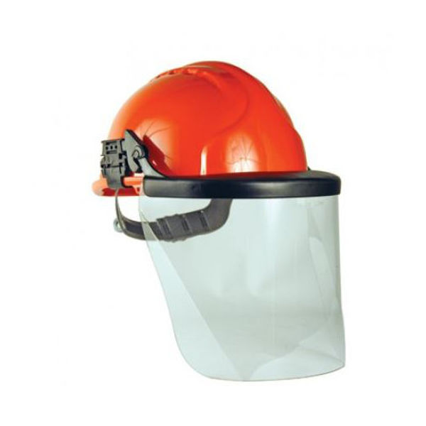 "Picture of Centurion 9""  Polycarbonate Visor"
