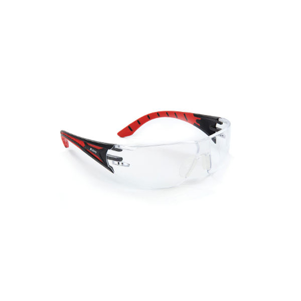 Picture of Riley Stream Safety Specs Clear Lens