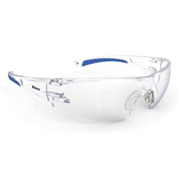 Picture of Riley Kosma Clear Safety Specs AS AF