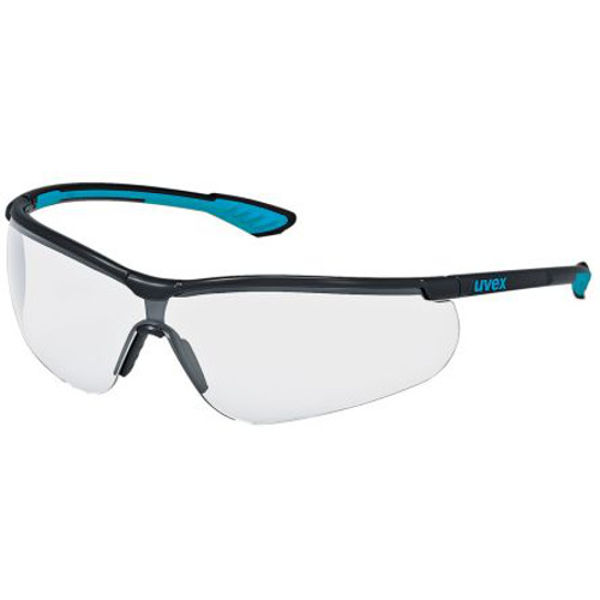 Picture of Uvex Sportstyle Clear Lens safety spec