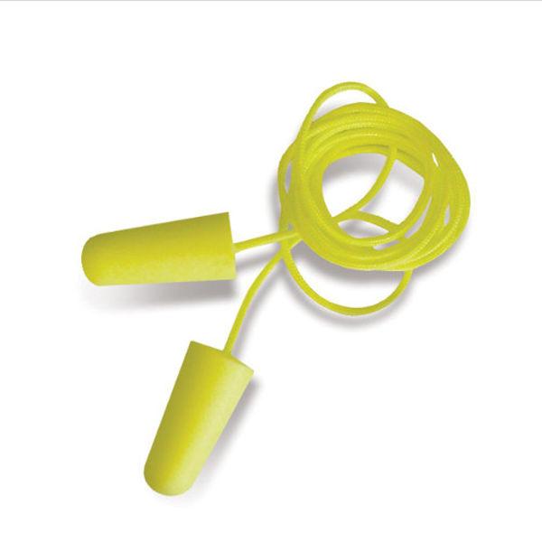 Picture of Noisebeta foam ear plugs corded (x200)