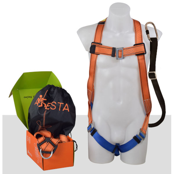 Picture of ARESTA Kit 1B - Single Point Harness, adj Lanyard