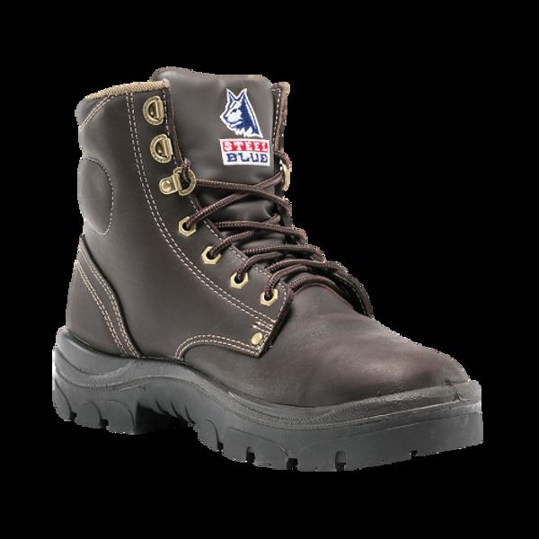 Picture of Argyle Claret Boot S3 SRC
