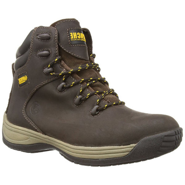 Picture of Hiker Brown Boot S3 SRA