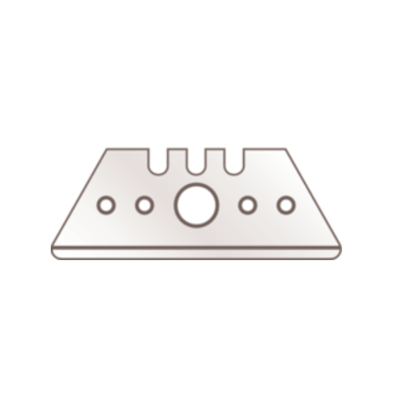 Picture of Martor Trapezoid Rounded Blades (x 10)