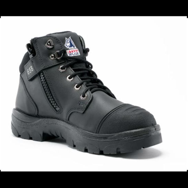 Picture of Parkes Zip Scuff Boot S3