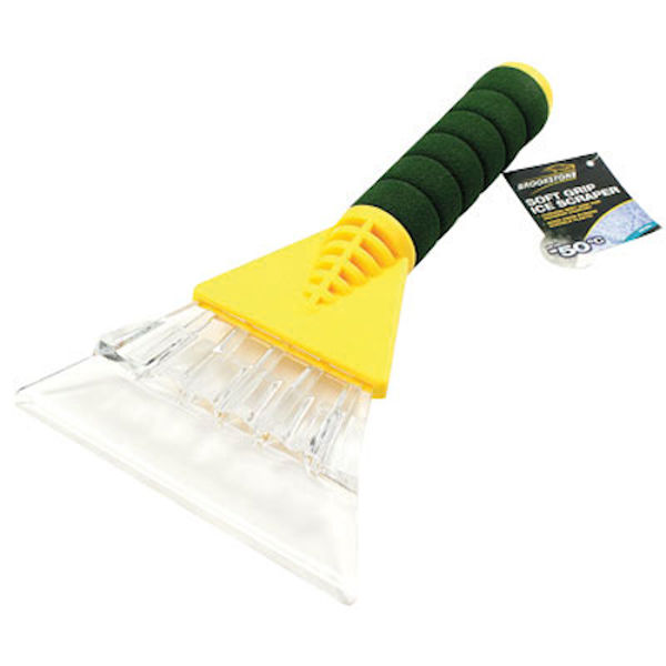 Picture of Cushion Grip Plastic Ice Scraper