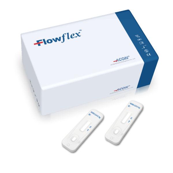 Picture of Flowflex SARS-CoV-2 Antigen Rapid Covid Test x25